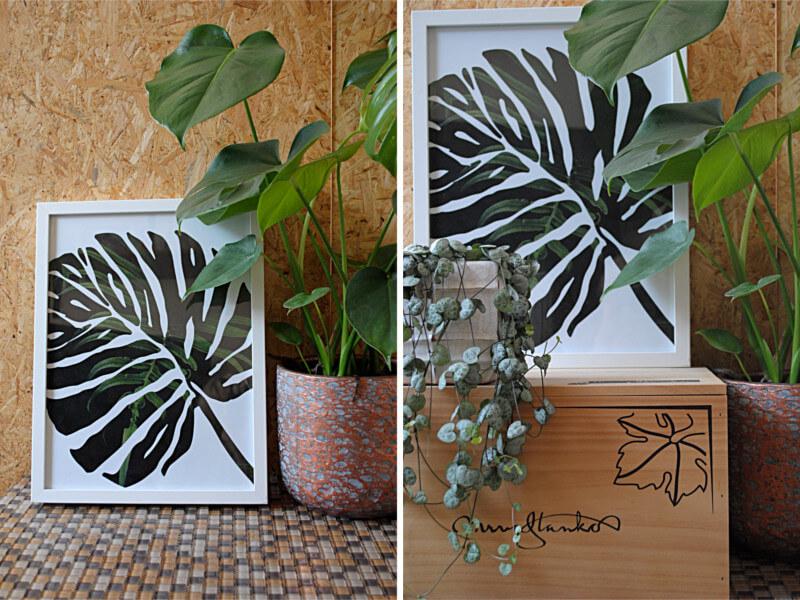 Herz ber topf minimalistisch leben mit pflanzen frau nira for Minimalistisch werden